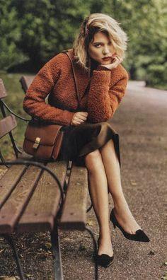 Poses, Paris Mode, Winter Mode, Looks Vintage, Parisian Style, Winter Outfits, Autumn Fashion, Fashion Photography, Style Inspiration