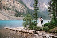 Ben & Eden Rocky Mountains Wedding