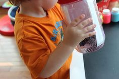 Shake It Up! No Mess Painting Activity for Preschoolers