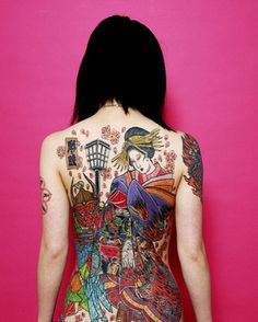 50+ Beautiful Geisha Tattoos | Showcase of Art