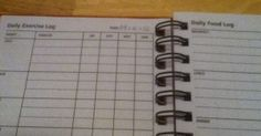Great tool to journal eating and exercise patterns (and be accountable!)