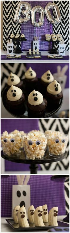 Easy halloween and ghost party ideas your kids will love