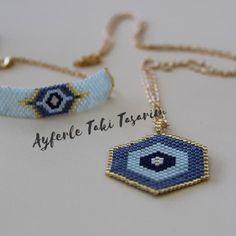 @halidertugsuz #brickstitch #miyukistore #miyukibileklik #miyukikolye #miyukidelika #takisizgezmeyenlerkulubu #ayferletakitasarim #jewellery #handmadejewelry #nazarboncugu #nazardeğmesin #taki #takisizolmaz #peyote #handmade #design #