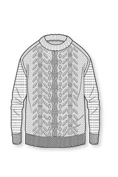 A/W 15/16 Menswear: Knitwear Key Items