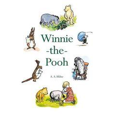 Winnie the Pooh by A.A.Milne