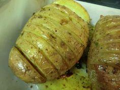 The Little Kitchen of Silvia: Patatas al horno