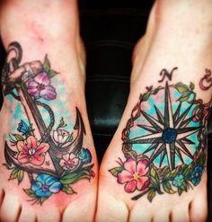 anclas tattoo - Buscar con Google