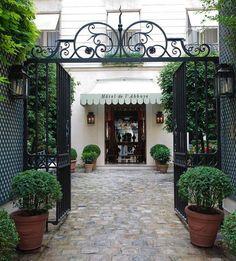 St. Germain Paris  Love this hotel!