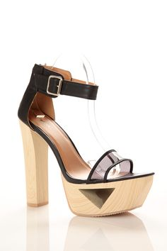 "Spring has ARRIVED! Wear our ""Ankle Strap Cut Out Platform Sandals"" with your favorite bathing suit! Order yours today, visit www.cicihot.com for more ways to be hot!  #heels #platform #chunky #cute #straps #fun #bathingsuits #spring #summer #summertimefine #womensfashion #fashion #fashionistas #cute #worldoffashion #behot #cicihot #shop #shopaholics"