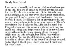Best Friend sayings and Inspirational quotes lds Best Friend Texts, Happy Birthday Best Friend Quotes, Friend Love Quotes, Besties Quotes, Guy Best Friend, Friends In Love, Bffs, Best Friend Bday Gifts, Thank You Quotes For Friends