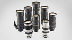 Best extreme telephoto zoom lens