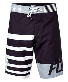 6ac0da403cc8b Fox Black Red, White & True Boardshorts. Fox ManBermuda ShortsRed And  WhiteRed BlackBoardshortsSwimwearSwim TrunksLifeButtons