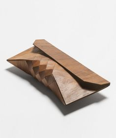 Tesler + Mendelovitch's geometrical wooden clutches
