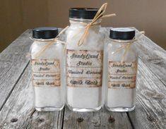 Toasted Coconut Milk Bath-All von SandyLandStudio auf Etsy