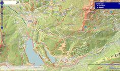 """La cartografia gratuita per l'escursionismo in montagna. Grazie a di """"Open Street Map"""", una comunità aperta che consente a tutti di contribuire e a migliorare la cartografia, aggiungendo dati e informazioni ● http://girovagandoinmontagna.com/gim/orientamento-e-cartografia-in-montagna/cartografia-open-street-maps/"""