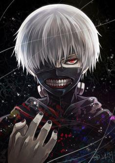 Tokyo Ghoul  - Ken