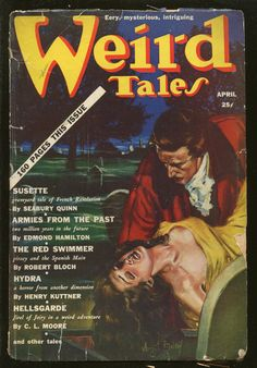 April 1939 -  The Wicked Clergyman