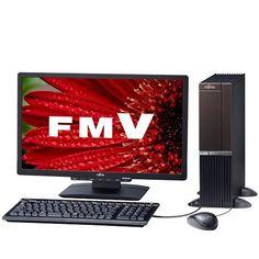富士通 FMV ESPRIMO DHシリーズ WD2/R(20型ワイドノングレア液晶/Core i5/8GBメモリ)Officeなし(FMVWRD2S7_Z019) 2014年5月/富士通WEBMART専用モデル, http://www.amazon.co.jp/dp/B00KNJDMSU/ref=cm_sw_r_pi_awdl_pElwub1JA5CBX