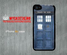 TARDIS Doctor Who iPhone 5c case Dr Who iPhone5c by MyCasesKing, $6.99
