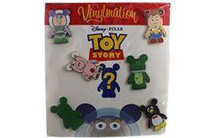 Disney 7 Pin Vinylmation Toy Story Booster Set + Chaser Pin 80596 Disney http://www.amazon.com/dp/B004VMER7K/ref=cm_sw_r_pi_dp_mt--ub0FBR1N1