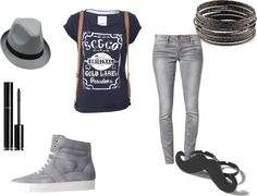 """""""The """"hat"""" style"""" by nana39-1 on Polyvore"""