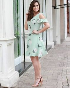 7 Easy-to-Follow Tips On What to Wear to A Baby Shower Floral Prom Dresses, Sexy Dresses, Cute Dresses, Casual Dresses, Dresses With Sleeves, Cute Maxi Dress, Buy Dress, Dress Skirt, Vestidos Para Baby Shower