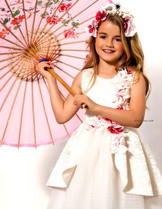 ALALOSHA: VOGUE ENFANTS: Must Have of the Day: Fashionable Chinese style dress by Patachou adds an Asian flair to your closet!