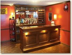 build a basement bar do it yourself woodworking projects