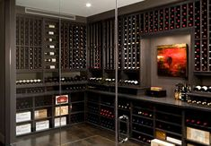 Since 1995, Rosehill Wine Cellars has provided the very best design and construction services to private collectors, restaurants, hotels, casinos and wineries. With a discerning clientele who demands the highest levels of materials and finishes, Rosehill is uniquely positioned to facilitate all new and experienced wine collectors. At Rosehill we are passionate about wine storage, and are committed to delivering a truly exception experience to our cellar customers. rosehillwinecellars.com