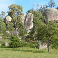 Strathbogie Ranges Victoria