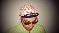 PRODUCT REVIEW: Montréal Cycling Cap from Disamare http://owl.li/tHv0H #cyclingcap #cap #apparel #fixedgear #fixie