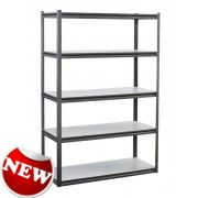 Duffy Discount is the leading seller of new, second hand, liquidated and end of line industrial shelving in Ireland offering wide range of shelving including boltless shelving, garage shelving, steel shelving, longspan shelving and more at discount price. Visit at: http://www.duffydiscount.com/Industrial-Residential-Shelving