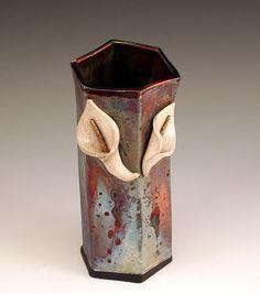 Raku Pottery (how gorgeous)