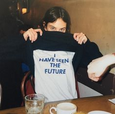 'I have seen the future'
