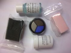 Kit maquillage secourisme malaise / cyanose