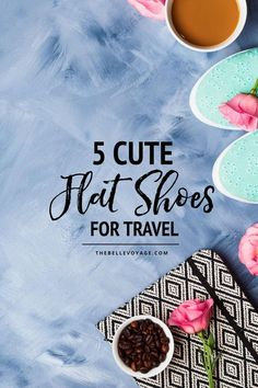 Packing shoes for can be hard, but it doesn't have to be. Come check out these 5 cute flat shoes that will make you look stylish while traveling. We will even tell you where we got these cute flats. Don't forget to save these travel shoes to your board so Packing Shoes, Travel Shoes, Travel Wear, Travel Europe, Spain Travel, Stylish Walking Shoes, Packing Tips For Travel, Travel Hacks, Packing Lists