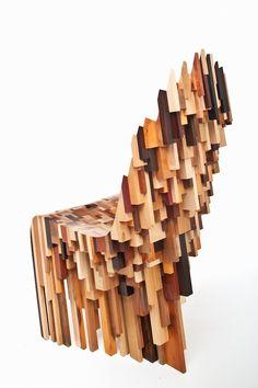 No sé si será cómoda, pero esta silla es espectacular!!! - I don't know if it's comfortable, but this chair is amazing!!! - Je ne sais pas si c'est confortable, mais cette chaise est incroyable!!!