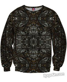 Structure Sweatshirt *Ready to Ship* - RageOn! - The World's Largest All-Over-Print Online Store