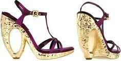 Lluvia Vuitton gold plated