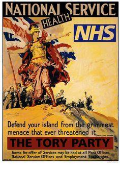Image result for NHS 1948 poster