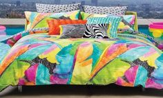 Kas Upto 70% Off Byron Quilt Cover Set by KAS