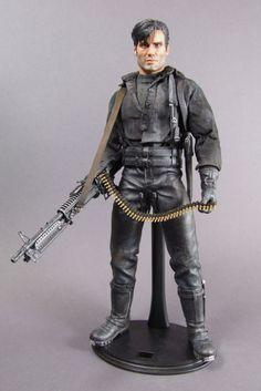 1/6 Dolph Lundgren Punisher custom (Punisher) Custom Action Figure