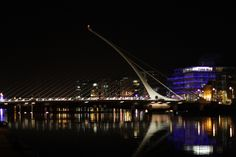 Beckett Bridge, Dublin