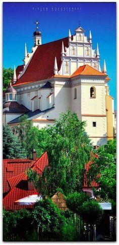 Kazimierz Dolny, Poland,  Photo by Viktor Korostynski