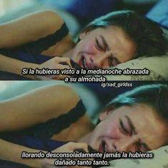 Words Can Hurt, Sad Words, Fact Quotes, True Quotes, Sad Texts, Genuine Love, Love Phrases, Sad Love, Spanish Quotes
