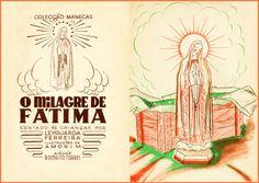 O milagre de Fátima - rosto e pág 1