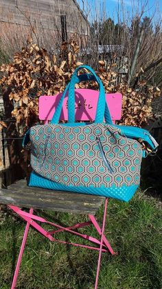 Sac Java cousu par Mathilde