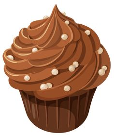 Chocolate Mini Cake PNG Clipart Picture