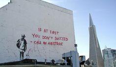 Top 12 Banksy Pieces of 2010 - My Modern Met