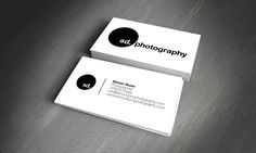 photography business cards - Google Search